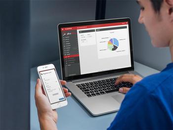 Avvik system for mobil